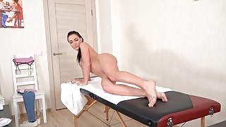 Special and very deep massage