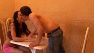 Romantic date goes wild
