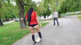 World Cup Runneth Over With Cum